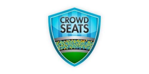 Crowd Seats coupons