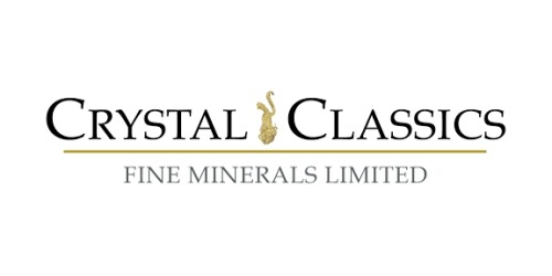 Crystal Classics Fine Minerals coupons