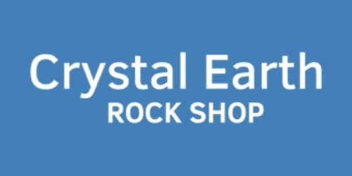 Crystal Earth Rock Shop coupons