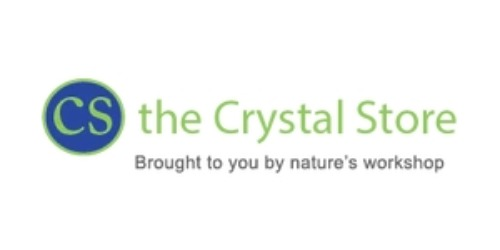 The Crystal Store coupons