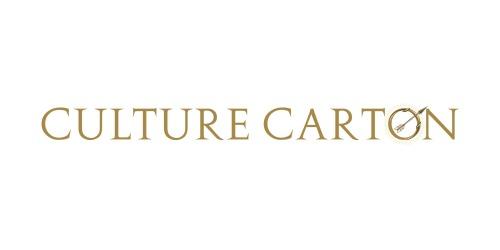 Culture Carton coupon