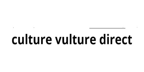 Culture Vulture Direct coupons