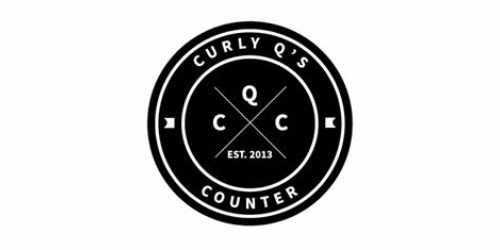 Curly Q's Counter coupon