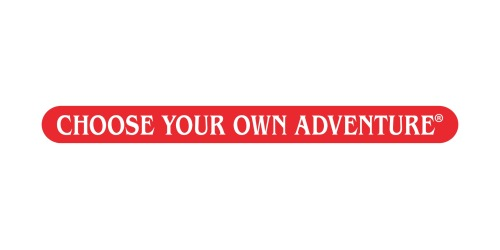Choose Your Own Adventure coupons