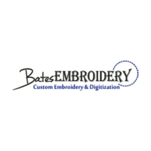 30 Off Bates Embroidery Promo Code Bates Embroidery Coupon 2018