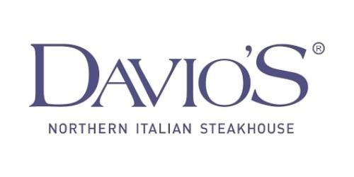 Davio's coupons