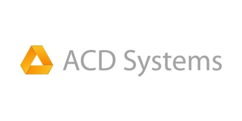 ACD Systems - DE coupons