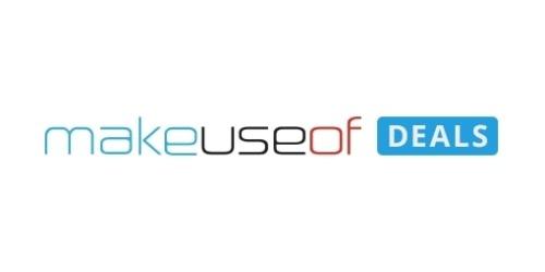 MakeUseOf Deals coupons
