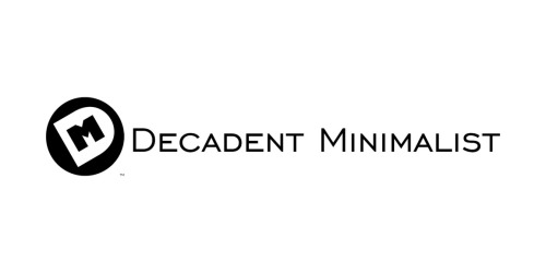 Decadent Minimalist coupon