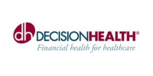 DecisionHealth coupons