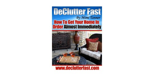 Declutter Fast coupons