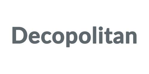 Decopolitan coupons