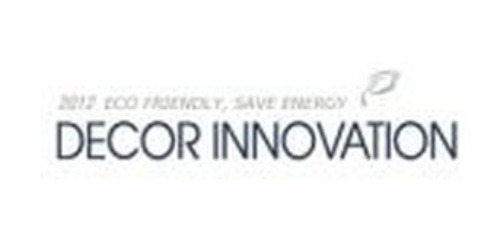 Decor Innovation coupons
