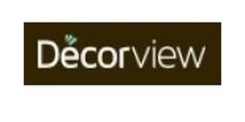 Decorview coupons