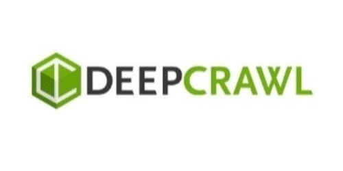 DeepCrawl coupons