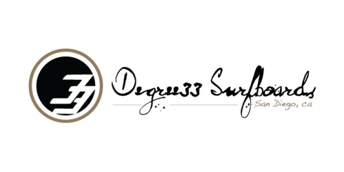 Degree 33 Surfboards coupon