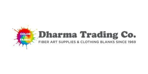 Dharma Trading Company coupons