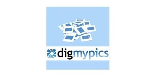DigMyPics coupons