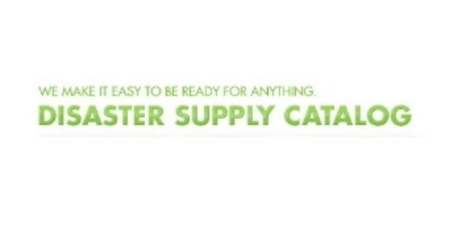 Disaster Supply Catalog coupons
