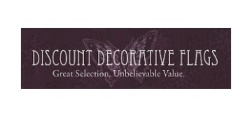 Discount Decorative Flags coupons
