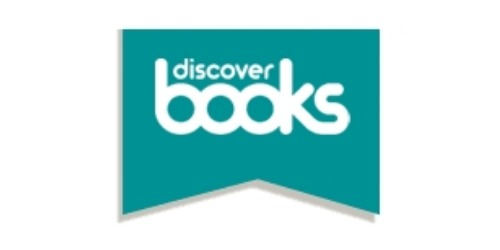 Discover Books coupon