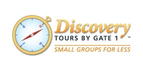 Discovery Tours coupon