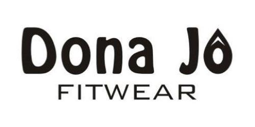 Dona Jo Fitwear coupon