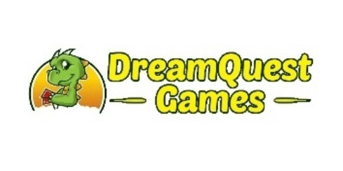 Dreamquest Games coupons