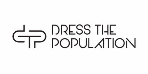 Dress the Population coupon