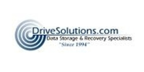 Drive Solutions coupons