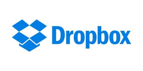 Dropbox coupons