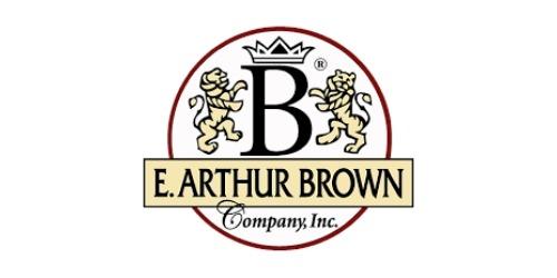 E. Arthur Brown coupon
