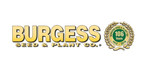 Burgess Seed & Plant coupons