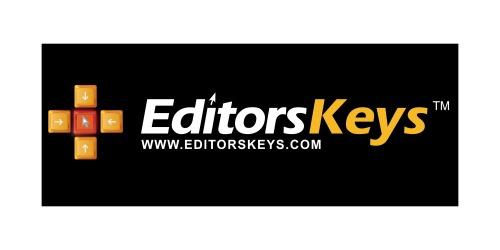 EditorsKeys coupons