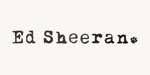 Ed Sheeran coupons