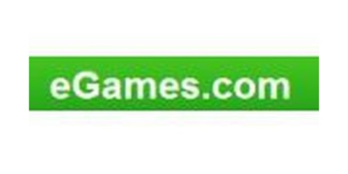 eGames coupons