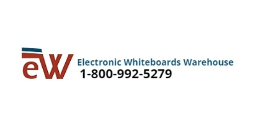 Electronic Whiteboards Warehouse coupons