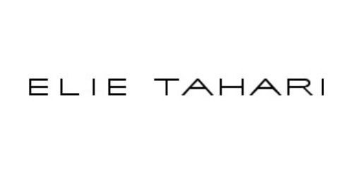 Elie Tahari coupons