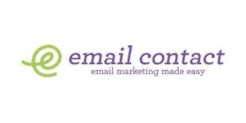 Email Contact coupons