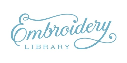 Embroidery Library coupons