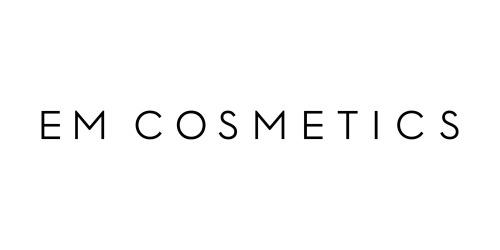 EM Cosmetics coupon