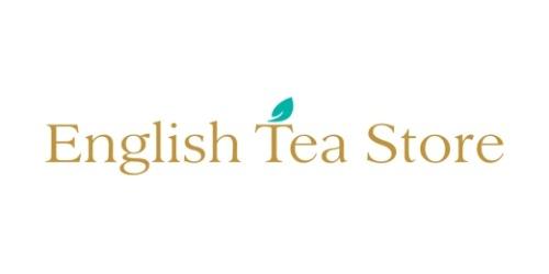 English Tea Store coupon