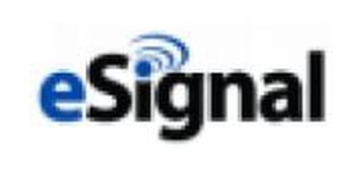 eSignal coupons