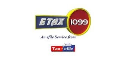 Etax 1099 coupons