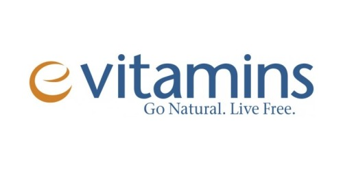 eVitamins coupons