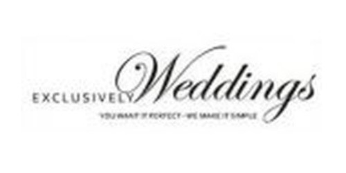 Exclusively Weddings coupons