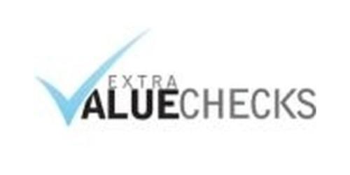 Extra Value Checks coupons
