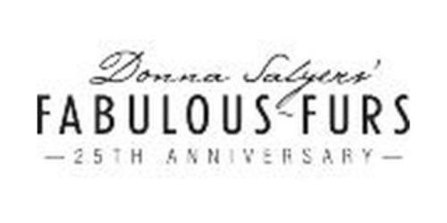 Donna Salyers' Fabulous-Furs coupons