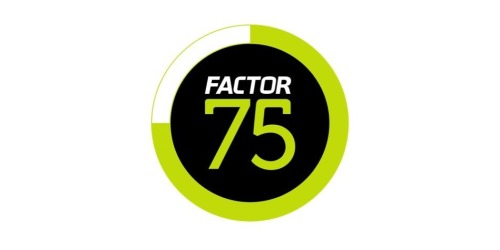 Factor75 coupons