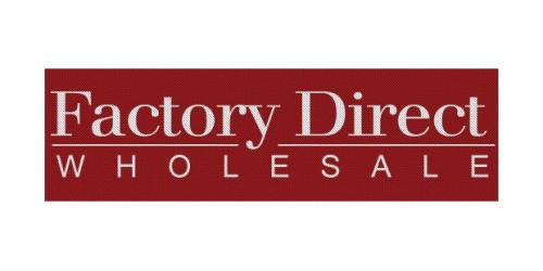 Factory Direct Wholesale coupons